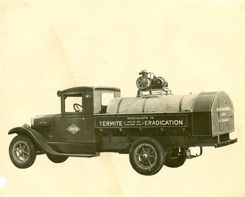 orkin truck
