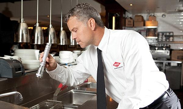 Food Service Restaurant inspection