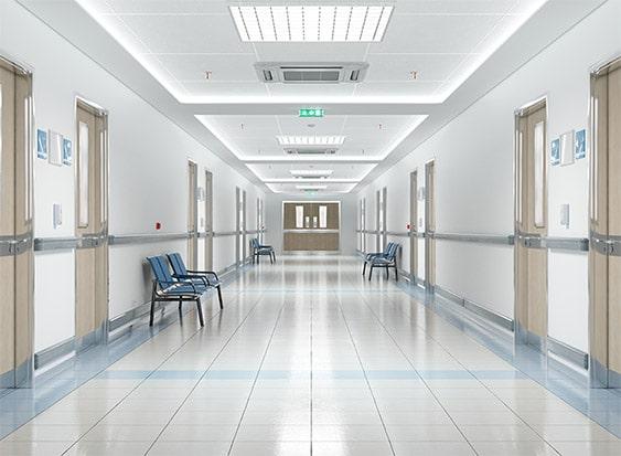Hospital Pest Control Img